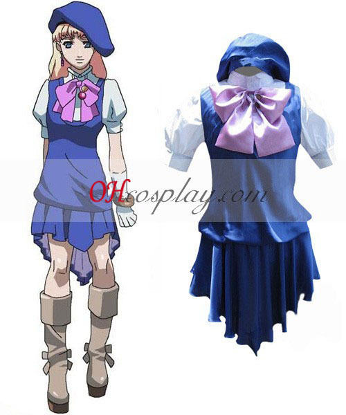 Macross Frontier Sheryl Crow Levie Cosplay Costume