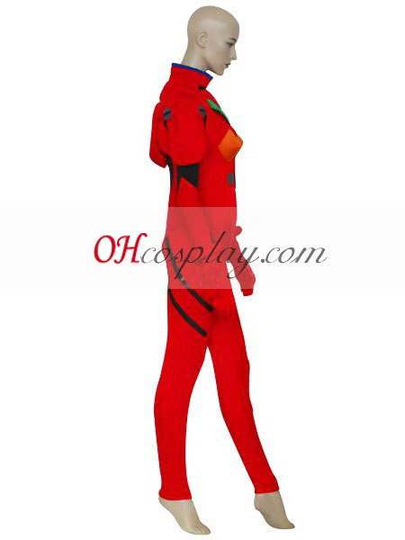 Neon Genesis Evangelion Asuka udklædning Kostume Plugsuit