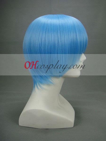 EVA-REI Ayanami Light Blue udklædning paryk