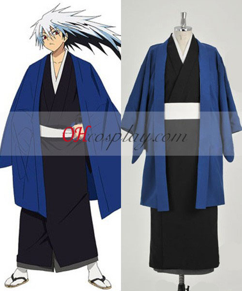 Nurarihyon big evening meals Mago Rikuo Nura Kimono Cosplay Costume