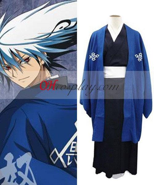 Nurarihyon geen Mago Nura Riku cosplay kostuum