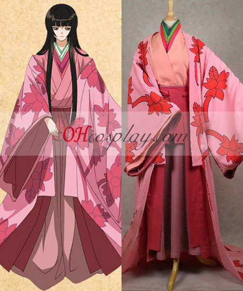 Nurarihyon it Mago Yohime Cosplay Costume
