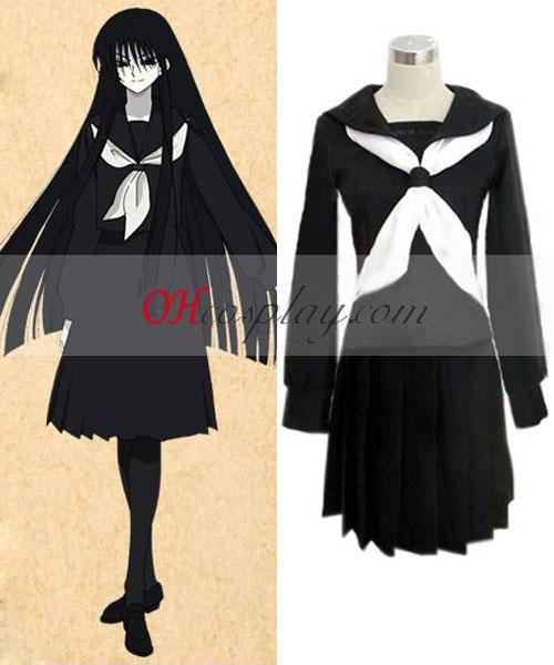Nurarihyon don\'t all your family think Mago Hagoromo Kitsune Cosplay Costume