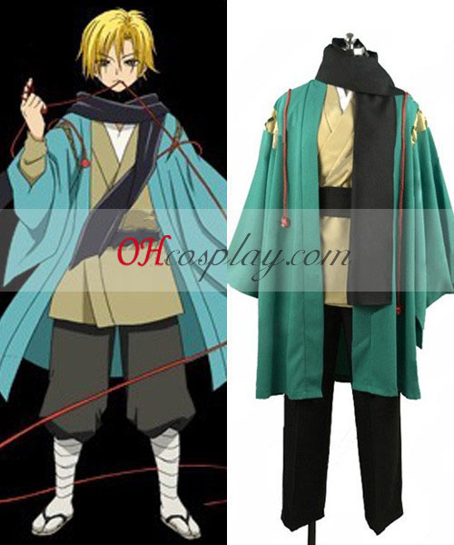 Nurarihyon don't your family think Mago Kubinashi Cosplay Costume