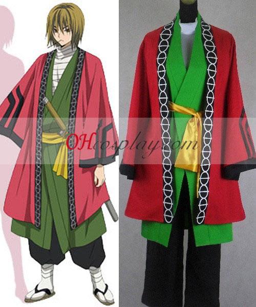 Nurarihyon ingen Mago Awashima Cosplay kostym