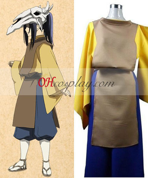 Nurarihyon it doesn't Mago Mezumaru Cosplay Costume