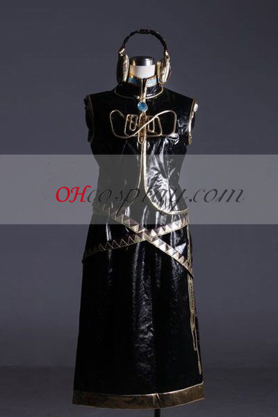 Vocaloid Megurine Luka Cosplay Costume-Advanced Aangepaste