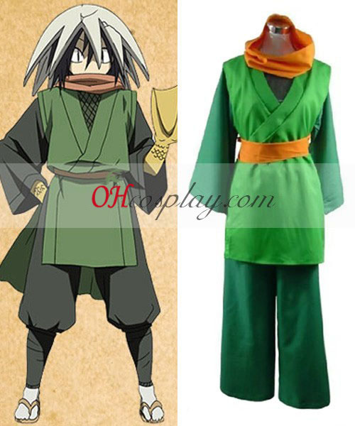 Nurarihyon it doesn't necessarily Mago Kappa Cosplay Costume