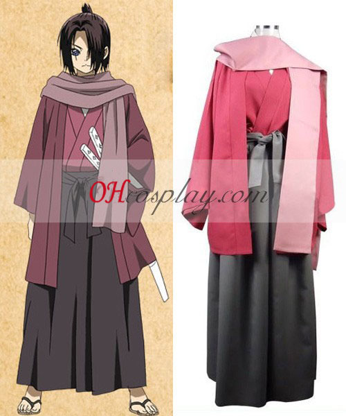 Nurarihyon big barbeque Mago Gozumaru Cosplay Costume