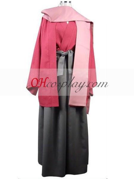Nurarihyon big barbeque Mago Gozumaru Cosplay Costume