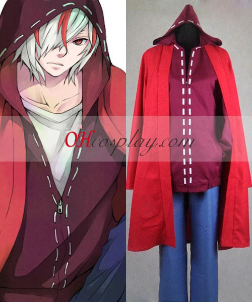 Nurarihyon no Mago Shoei Costume Carnaval Cosplay