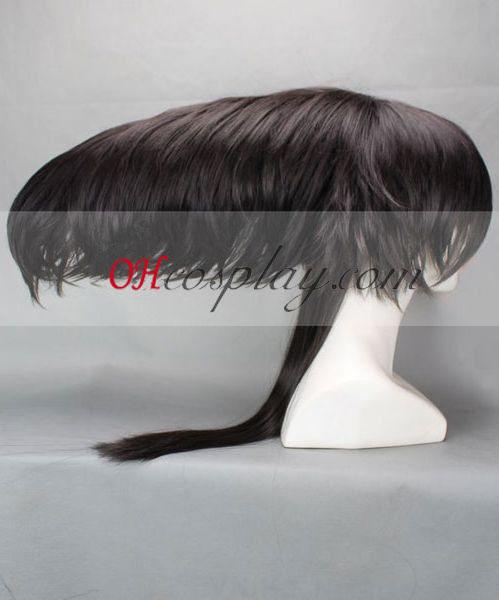 Nurarihyon don\'t all your family consider Mago Nura Rihan Black Cosplay Wig