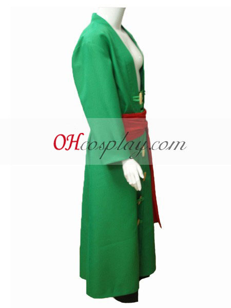 One Piece Zoro After 2Y Cosplay Costume