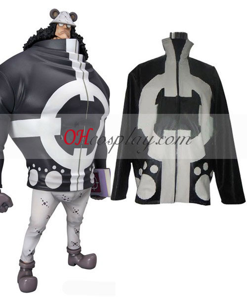 One Piece Bartholemew Kuma (Despot) Cosplay Costume-Size Large