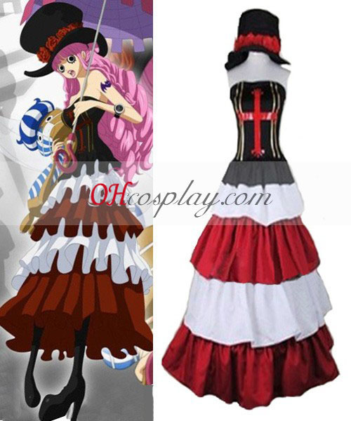 One Piece After 2Y Perona Cosplay Costume Australia