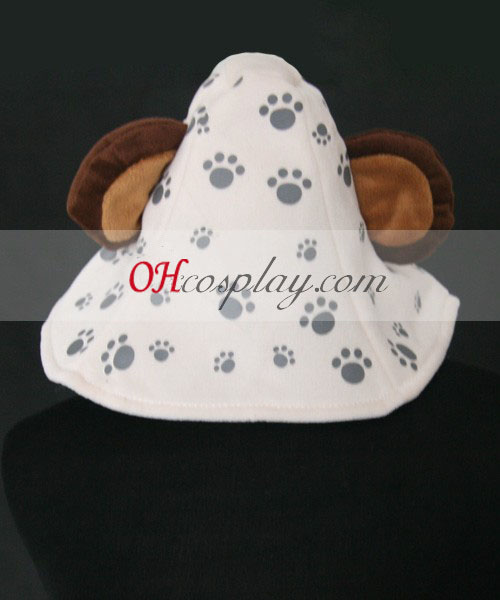 Едно цяло парче Вартоломей·Kuma Cosplay шапка
