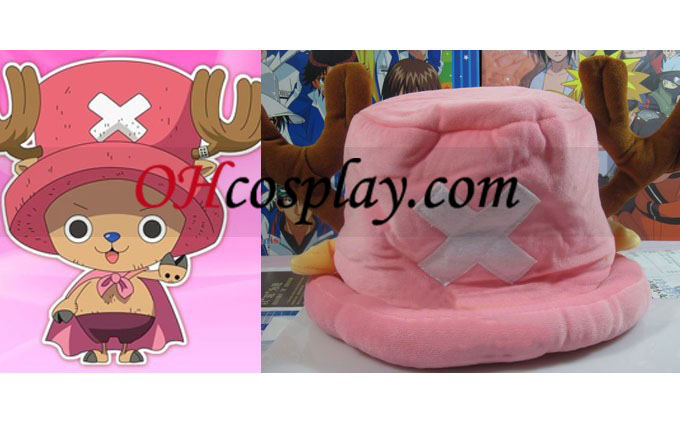 One Piece Chopper Hat Cosplay tillbehör