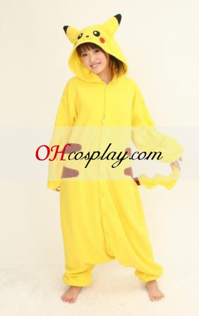 Pokemon Pikachu Halloween udklædning Kostume