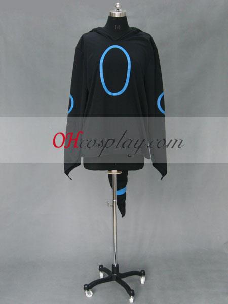 Pokemon Umbreon Hoodie Jacket udklædning Kostume