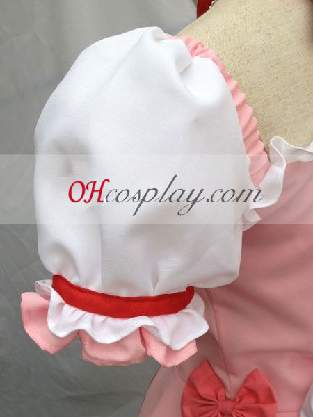 Влъхвите Puella Madoka Magica Канаме Madoka Cosplay костюм