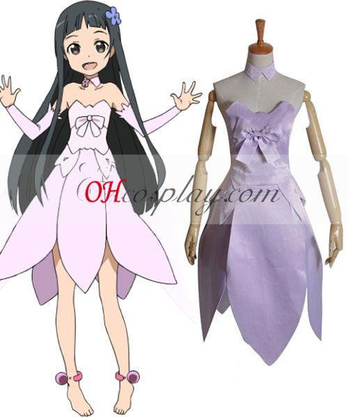 Alfheim Online Yui Cosplay Kostüme Kostüm