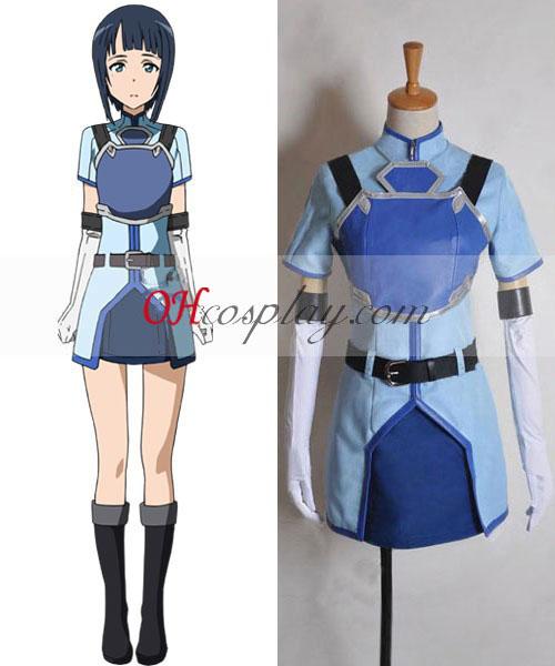 Schwert Art Online Sachi (Saori Hayami) Cosplay Kostüme Kostüm
