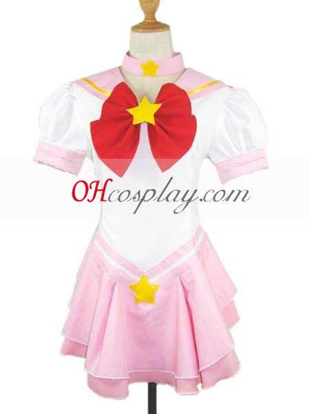 Sailor Moon Sailor Chibi Moon (Chibiusa) udklædning Kostume