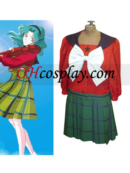 Sailor Moon Sailor Neptune Cosplay Costume