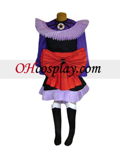 Sailor Moon Messias Stilte Cosplay Costume