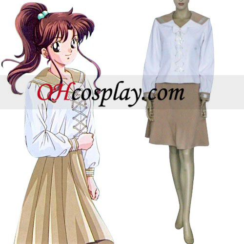 Sailor Moon Lita Costume Carnaval Cosplay