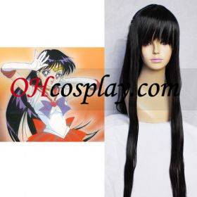 Sailor Moon Sailor Mars Cosplay Wig