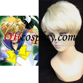 Sailor Moon Sailor Uranus Cosplay Wig