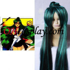 Sailor Moon Sailor Pluto Cosplay Wig