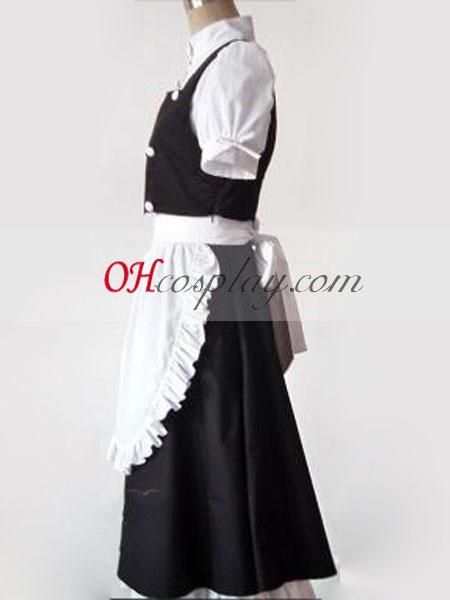 Touhou проект Kirisame качеството cosplay костюм