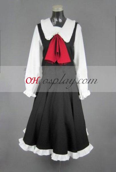 Touhou проект Rumia cosplay костюм