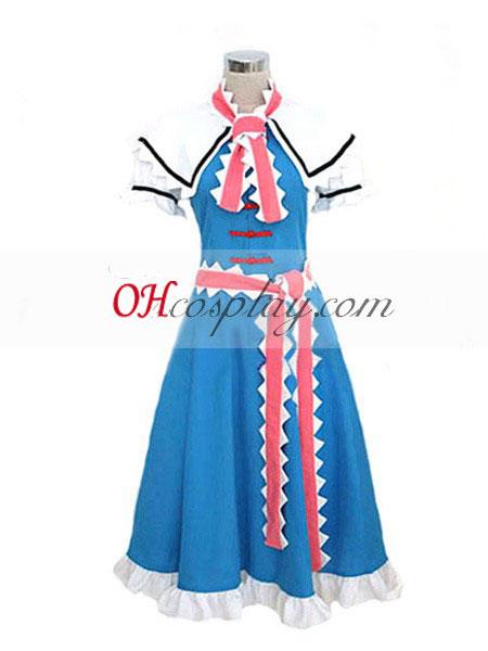 Touhou Project Alice Margatroid cosplay kostume