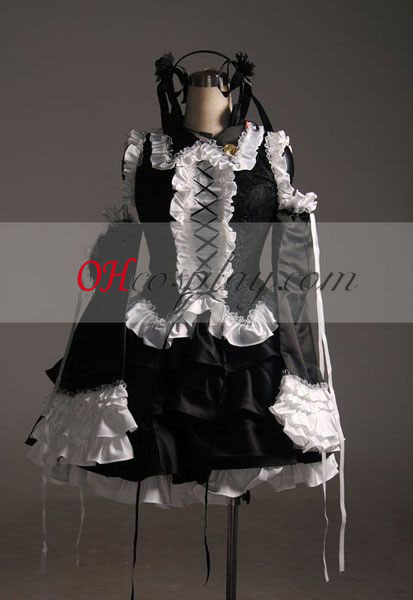 Vocaloid MIKU Oneindige HOLiC Cosplay Costume-Advanced Aangepaste