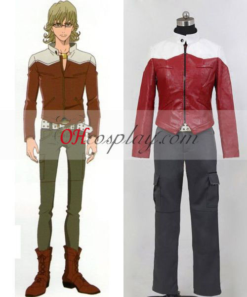 Tiger & Bunny Barnaby·Brooks·Jr Costumi Carnevale Cosplay