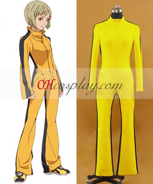 Tiger & Bunny Pao Lin Huang Costume Carnaval Cosplay