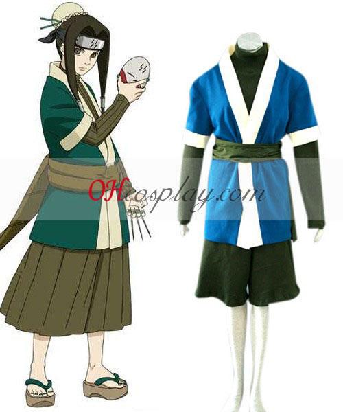 Naruto öltözékét Haku Ha Cosplay