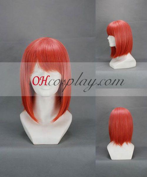 UTA ingen Prince-sama Haruka Nanami udklædning Red Paryk