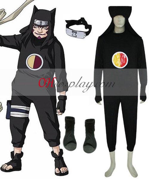 Kankuro Naruto 1 Cosplay kostyme sett