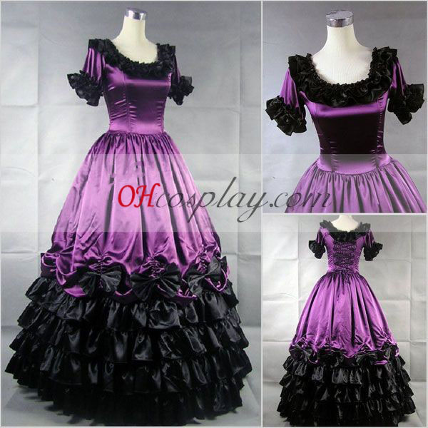 Roseo Short Sleeve Gothic Lolita Dress