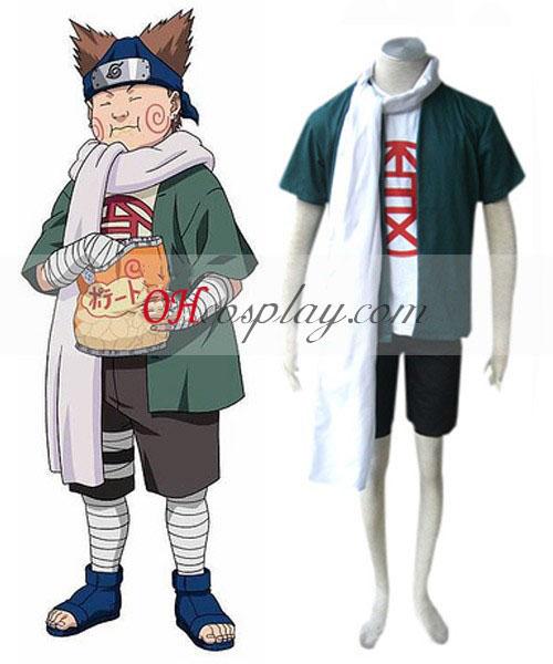Naruto Akimichi Choji Costume Carnaval Cosplay
