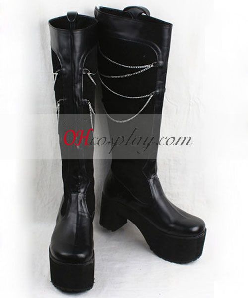Lolita Costume Carnaval Cosplay Bottes