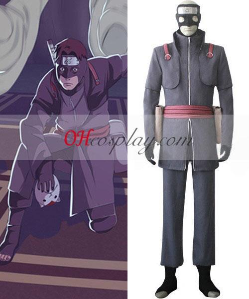 Naruto Shippuuden Aburame Torune Cosplay öltözetben