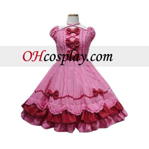 הנסיכה פיץ קשת לבוש בגד ים lolita קוספליי
