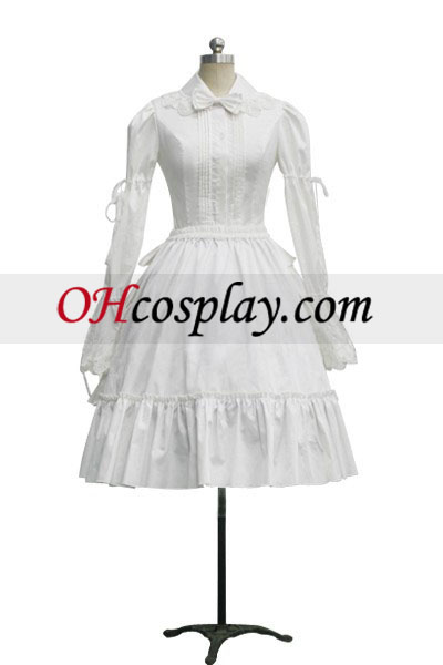 Gothic Lolita Frilled Dress