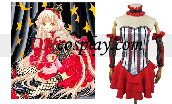 Chi Red cosplay de Chobits