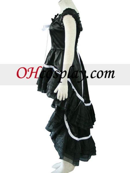 Chi Black Kjole udklædning Kostume fra Chobits